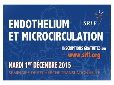 20151201-EndotheliumEtMicrocirculation
