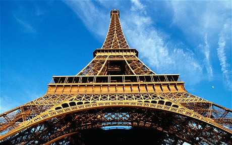 A4H5GT Eiffel Tower, Paris, France,