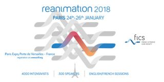 Reanimation 2018 : Abstract submission already open!